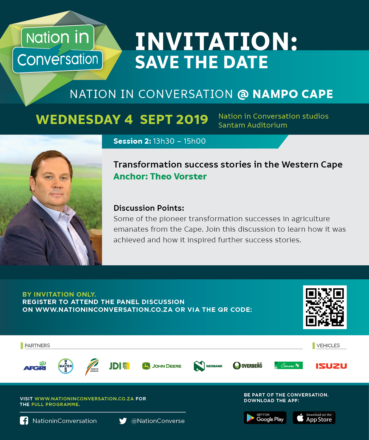 Transformation success stories in the Western Cape